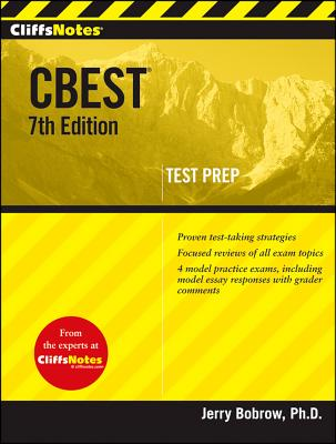 Cliffsnotes CBEST By Bobrow, Jerry/ Mondragon-Gilmore, Joy (CON)/ Moseley, Paula, Ph.D. (CON)/ Swovelin, Barbara (CON)/ Swovelin, Jerry (CON)